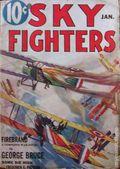 Sky Fighters (1932-1950 Standard) Pulp Vol. 2 #1