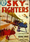 Sky Fighters (1932-1950 Standard) Pulp Vol. 2 #2