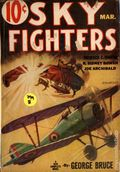 Sky Fighters (1932-1950 Standard) Pulp Vol. 2 #3