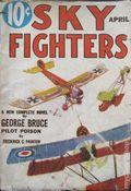 Sky Fighters (1932-1950 Standard) Pulp Vol. 2 #4