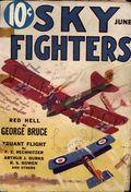 Sky Fighters (1932-1950 Standard) Pulp Vol. 2 #6