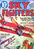 Sky Fighters (1932-1950 Standard) Pulp Vol. 3 #1