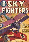 Sky Fighters (1932-1950 Standard) Pulp Vol. 3 #2