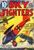 Sky Fighters (1932-1950 Standard) Pulp Vol. 4 #1