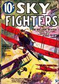 Sky Fighters (1932-1950 Standard) Pulp Vol. 4 #2