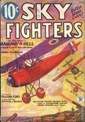 Sky Fighters (1932-1950 Standard) Pulp Vol. 4 #3