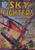 Sky Fighters (1932-1950 Standard) Pulp Vol. 5 #1