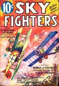 Sky Fighters (1932-1950 Standard) Pulp Vol. 5 #2