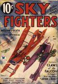Sky Fighters (1932-1950 Standard) Pulp Vol. 5 #3