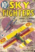Sky Fighters (1932-1950 Standard) Pulp Vol. 6 #1