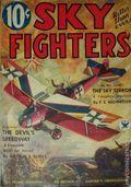 Sky Fighters (1932-1950 Standard) Pulp Vol. 6 #2