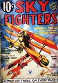 Sky Fighters (1932-1950 Standard) Pulp Vol. 6 #3