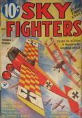 Sky Fighters (1932-1950 Standard) Pulp Vol. 7 #2