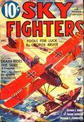Sky Fighters (1932-1950 Standard) Pulp Vol. 7 #3