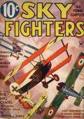 Sky Fighters (1932-1950 Standard) Pulp Vol. 8 #1