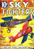 Sky Fighters (1932-1950 Standard) Pulp Vol. 8 #2