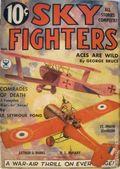 Sky Fighters (1932-1950 Standard) Pulp Vol. 8 #3