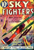 Sky Fighters (1932-1950 Standard) Pulp Vol. 9 #1