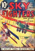 Sky Fighters (1932-1950 Standard) Pulp Vol. 9 #2