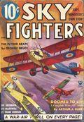 Sky Fighters (1932-1950 Standard) Pulp Vol. 9 #3