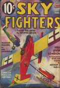 Sky Fighters (1932-1950 Standard) Pulp Vol. 10 #2