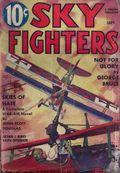 Sky Fighters (1932-1950 Standard) Pulp Vol. 10 #3