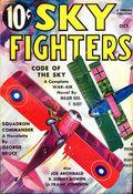 Sky Fighters (1932-1950 Standard) Pulp Vol. 11 #1