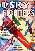 Sky Fighters (1932-1950 Standard) Pulp Vol. 11 #2