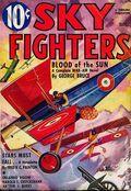 Sky Fighters (1932-1950 Standard) Pulp Vol. 11 #3