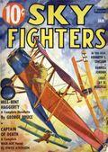 Sky Fighters (1932-1950 Standard) Pulp Vol. 12 #1