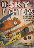 Sky Fighters (1932-1950 Standard) Pulp Vol. 12 #2