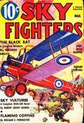 Sky Fighters (1932-1950 Standard) Pulp Vol. 12 #3