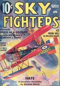 Sky Fighters (1932-1950 Standard) Pulp Vol. 13 #1