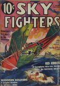 Sky Fighters (1932-1950 Standard) Pulp Vol. 13 #2