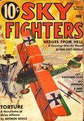 Sky Fighters (1932-1950 Standard) Pulp Vol. 13 #3