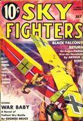 Sky Fighters (1932-1950 Standard) Pulp Vol. 14 #1