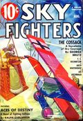 Sky Fighters (1932-1950 Standard) Pulp Vol. 14 #2