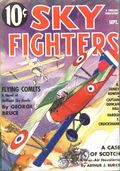 Sky Fighters (1932-1950 Standard) Pulp Vol. 14 #3