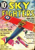 Sky Fighters (1932-1950 Standard) Pulp Vol. 15 #1