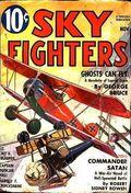 Sky Fighters (1932-1950 Standard) Pulp Vol. 15 #2