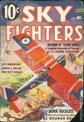 Sky Fighters (1932-1950 Standard) Pulp Vol. 15 #3