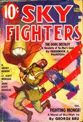 Sky Fighters (1932-1950 Standard) Pulp Vol. 16 #2