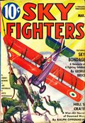 Sky Fighters (1932-1950 Standard) Pulp Vol. 16 #3