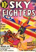 Sky Fighters (1932-1950 Standard) Pulp Vol. 17 #2