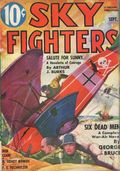 Sky Fighters (1932-1950 Standard) Pulp Vol. 17 #3