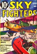 Sky Fighters (1932-1950 Standard) Pulp Vol. 18 #1