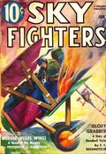 Sky Fighters (1932-1950 Standard) Pulp Vol. 18 #2