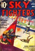 Sky Fighters (1932-1950 Standard) Pulp Vol. 18 #3