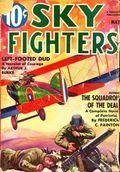 Sky Fighters (1932-1950 Standard) Pulp Vol. 19 #1