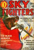 Sky Fighters (1932-1950 Standard) Pulp Vol. 19 #2